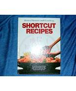 Better Homes and Gardens Shortcut Recipes Cookbook - $4.50