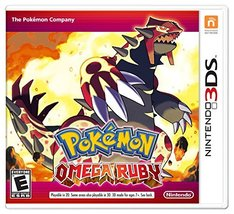 Pokémon Omega Ruby - Nintendo 3DS [video game] - $59.12