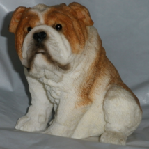 Bulldog Figurine - $13.25
