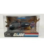 G.I. JOE Cobra H.I.S.S. Tank w/ Commander Figure - Hasbro 2008 FS - $71.05