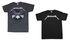 Brand New Metallica Master of Puppets and Logo T-Shirt (2pack) - $39.95