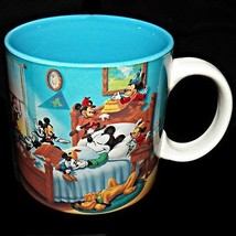 Vintage Retired Disney Minnie Mickey Mouse Through The Years Coffee Cup ... - $27.99