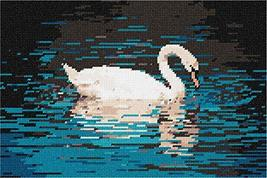 pepita Swan Ripples Needlepoint Kit - $116.82