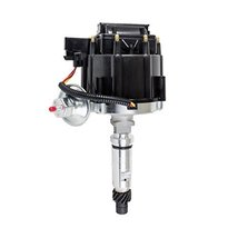 A-Team Performance HEI Distributor 65K Volt Coil Compatible With Buick Nailhead  image 1