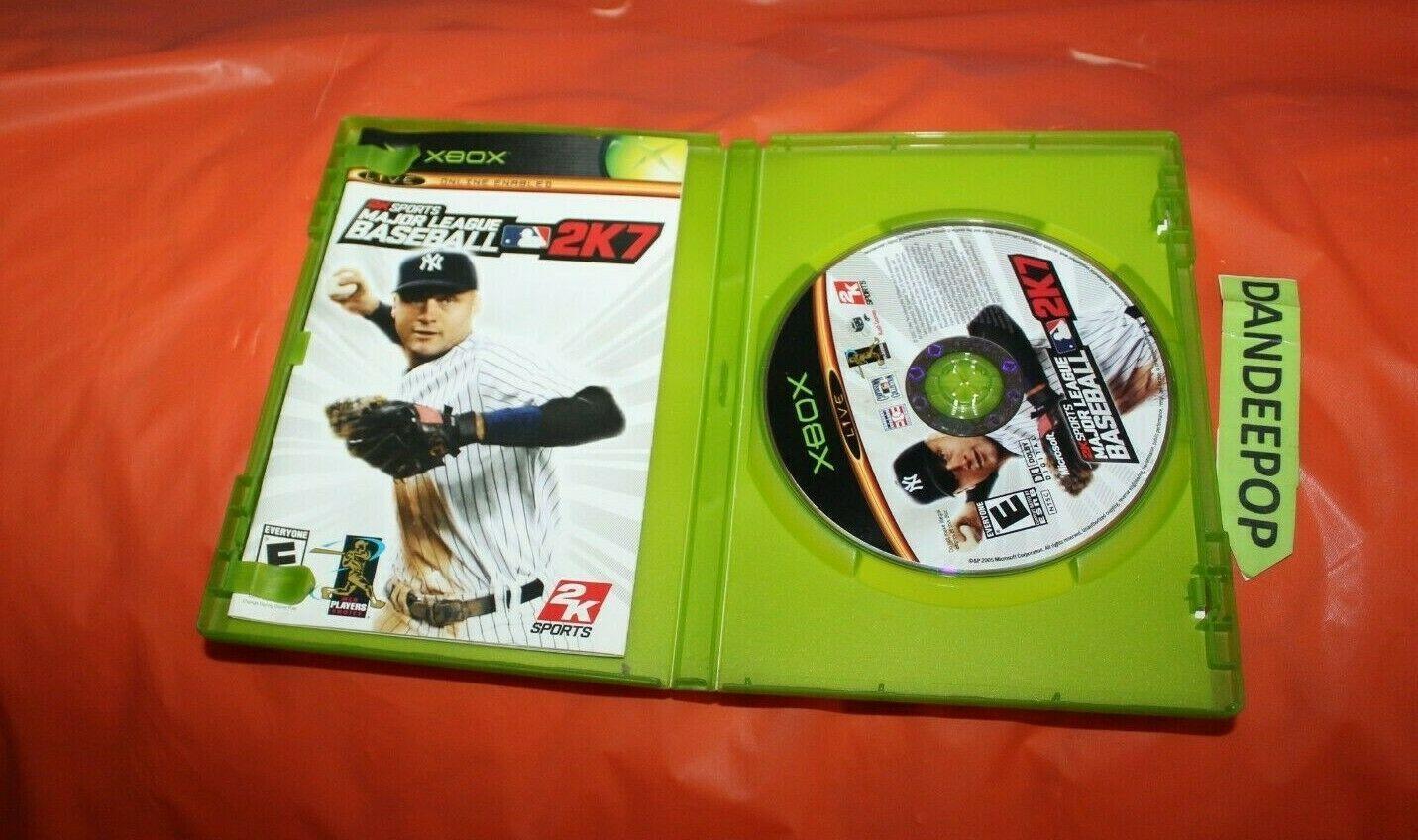 World Series Baseball 2K3 (Microsoft Xbox, 2003) image 2