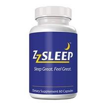 Zz Sleep - A Natural Sleep aid. Fall Asleep Fast, Stay Asleep and Wake u... - €20,97 EUR