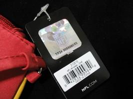 Kansas City Chiefs New Wristlet Arrowhead Logo Zipper Top Pro-Fan-Ity Licensed image 4