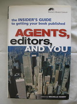 Agents, Editors and You, Getting Your Book Published Hardcover Writer's Digest image 1