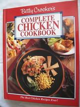 Betty Crocker's Complete Chicken Cookbook Hardcover First Edition Genera... - $6.68