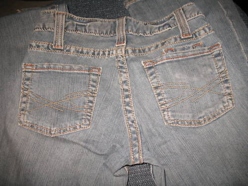Aeropostale Jeans Size 00 Juniors Chelsea Boot Cut New No Tags