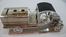 Ertl 1919 Texaco GMC Tanker Truck Special Chrome Millennium Edition Die Cast image 9