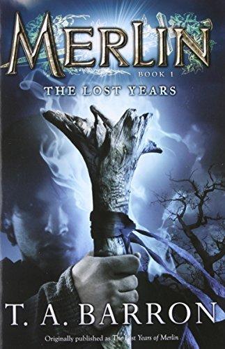 Bonanza May 2011: The Lost Years: Book 1 (Merlin Saga) [Paperback] [May 12
