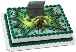 DecoPac Marvel Hulk Avengers Cityscape Cake Topper - Super Hero - NIP - $12.99