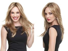 Long Lace Front Alessandra By Jon Renau Straight Blonde Brunette Red Wigs - $326.40