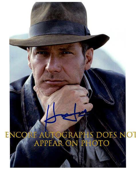 Primary image for HARRISON FORD  Authentic Original  SIGNED AUTOGRAPHED PHOTO w/ COA 40093
