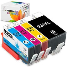 Miss Deer Compatible Ink Cartridge Replacement for 934XL 935XL Work with... - $29.75