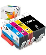 Miss Deer Compatible Ink Cartridge Replacement for 934XL 935XL Work with... - $22.14