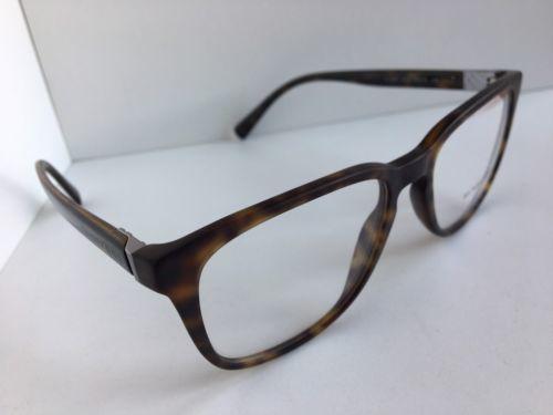 98dbbf60d200 New BURBERRY B 3922 3536 55mm Tortoise Rx Men s Eyeglasses Frame