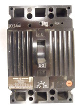 TEC36050 Motor Circuit Protector - Mag Brk 3P 050A 600VAC Inc Lugs - $128.60
