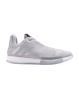 Adidas Harden Vol.3 Voyager Grey Silver Metallic Mens Basketball Shoes F... - $89.95