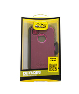 Red Plum OtterBox Defender Case For iPhone 4 4S - $19.98