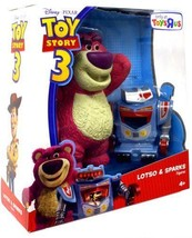 Disney / Pixar Toy Story 3 Exclusive Deluxe Action Figure 2Pack Lotso Sp... - $60.00