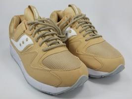 Saucony Grid 9000 Original Running Shoes Men's Size 9 M EU 42.5 Wheat S70077-51