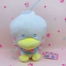 Sanrio Ahiru Pekkle Pastel Color Angel Doll Plush Toy Prize 6.2in - $40.27