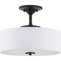 Progress Lighting P350134-143-30 Inspire Collection One-Light LED Semi-F... - $127.68