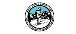 USMC Mountain Warfare Training Center – 2 Decal 4'' - $11.87