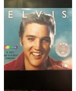 Elvis Presley 2001 12 Months/1 Year In A Box Full Color Calendar (E.P.E ... - $11.83