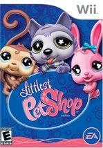 Littlest Pet Shop - Nintendo Wii [Nintendo Wii] - $8.32