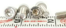 LOT OF 6 NEW GENERIC 0623746.302 CYLINDER HEAD SCREWS image 2