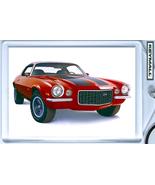 KEYTAG 70/1970/1971  RED CHEVY CAMARO Z28 KEY C... - $9.95