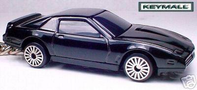 KEY CHAIN 1982~1984 PONTIAC FIREBIRD BLACK KNIGHT RIDER Bonanza