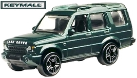 Porte cle Land Rover DISCOVERY HSE/SE TDi Td5 Vert Keyring - $39.95