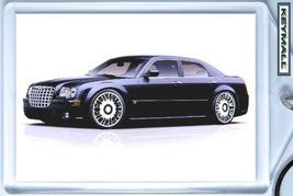 Porte Cle Clé clés Clef Chrysler 300C Bleu !! Key chain - $9.95