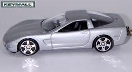 Porte Cle/Key chain Chevy Chevrolet Corvette C5 Gris/Argent - $19.97