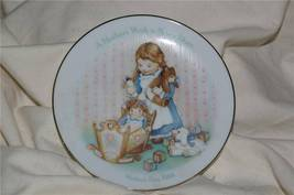 Vintage Avon Mother's Day Plate 1988 Great Gift c - $4.99