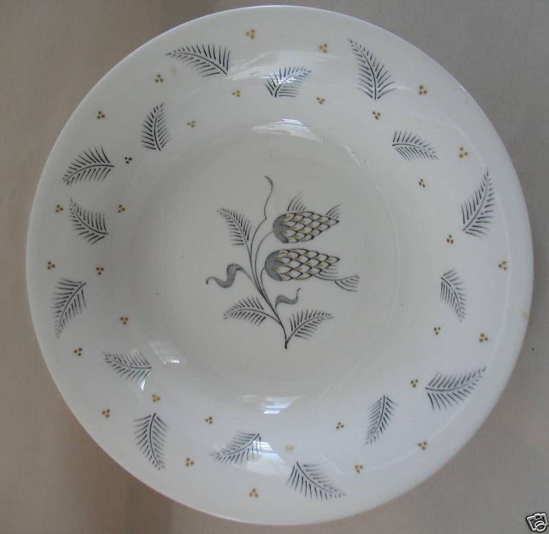 Wedgewood Soup Bowl Bone China Pinehurst Pattern Coupe England