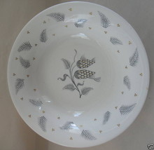 Wedgewood Soup Bowl Bone China Pinehurst Pattern Coupe England image 1