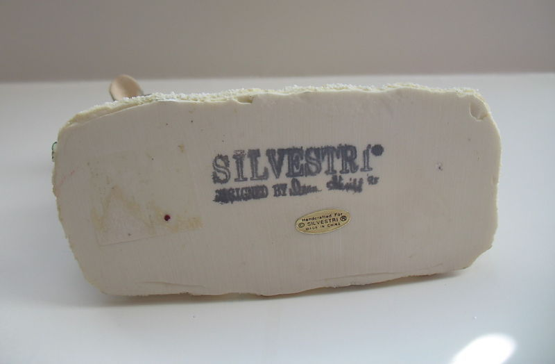 Binkeys 1995 Ice Sculpture Charming Tails Retired 87572 Silvestri Dean Schiff image 3