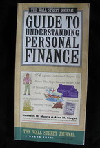 Wall Street Journal Guide to Understanding Personal Finance 1992 Paperback - $6.59