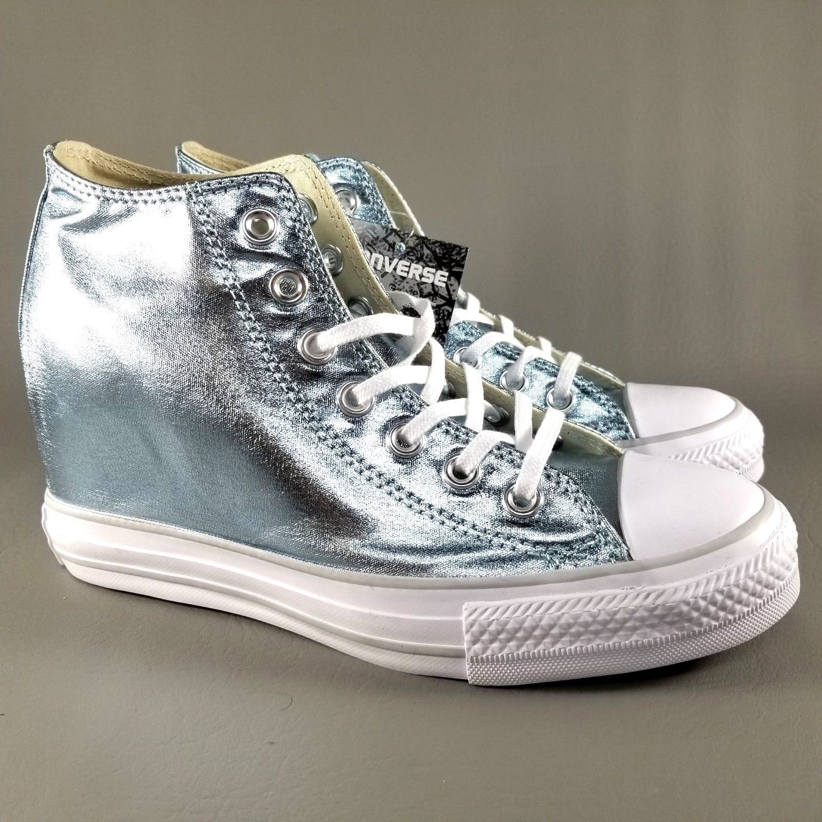 Converse CTAS Lux Mid Womens Size 10 Hidden and 35 similar items. 57 e0ac4b021