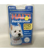 HALTI Headcollar Stops Pulling Kindly Size 0 Toy Poodle York is Min Dach... - £13.81 GBP