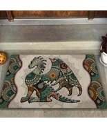 Dragon Mandala Doormat, Flying Dragon Lover Mat, Durable Entrance Porch ... - $29.65+