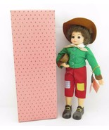 Brinn's Collectible Porcelain Doll Tom Tucker - $20.35