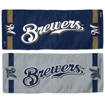 Milwaukee Brewers Cooling Towel 12x30**Free Shipping** - $26.80