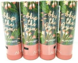 Lot of 4 -  Almay Lip Vibes Lipstick #260 SKIP THE GYM - $14.06
