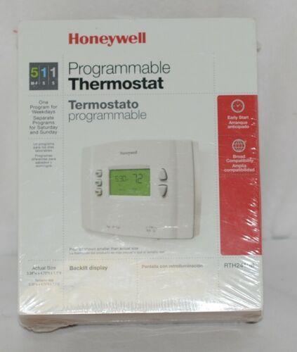 Honeywell RTH2410B Programmable Thermostat Easy Programming